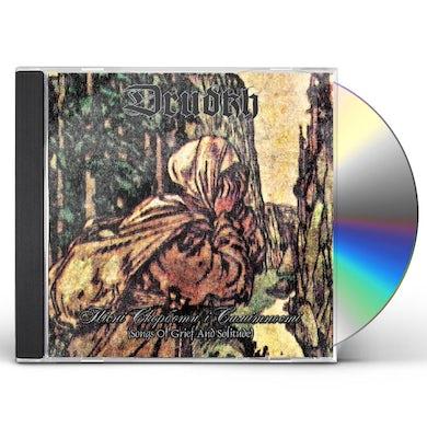 Drudkh SONGS OF GRIEF & SOLITUDE CD