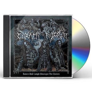 Carach Angren DANCE & LAUGH AMONGST THE ROTTEN CD