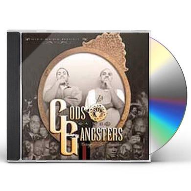 Self Scientific GODS & GANGSTAS CD