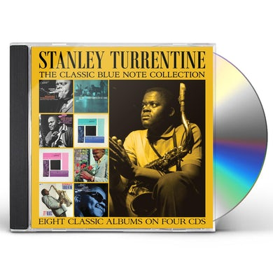 Stanley Turrentine Classic Blue Note Collection CD