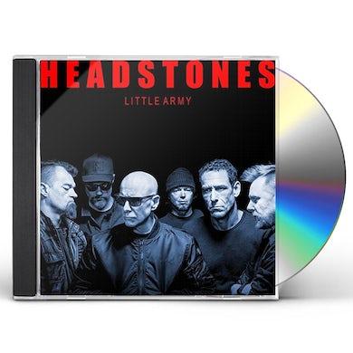 Headstones LITTLE ARMY CD