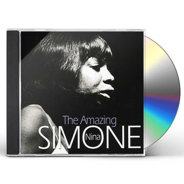 AMAZING NINA SIMONE CD