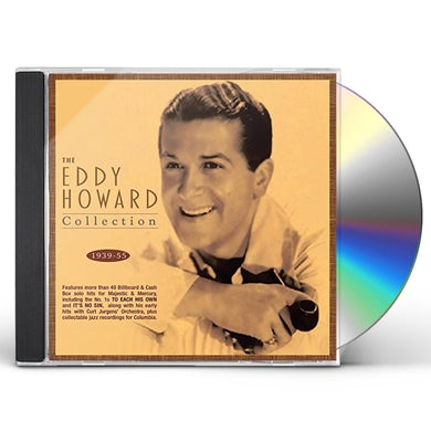 Eddy Howard COLLECTION 1939-55 CD