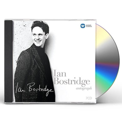 Ian Bostridge AUTOGRAPH CD