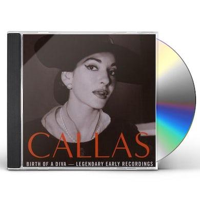 BIRTH OF A DIVA: LEGENDARY MARIA CALLAS CD