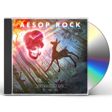 Aesop Rock Spirit World Field Guide CD