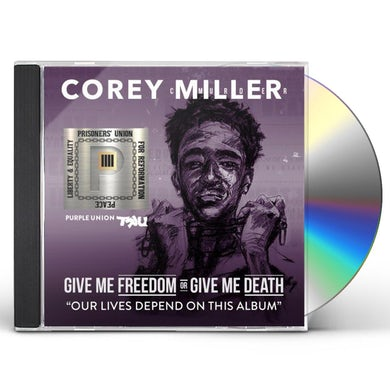 GIVE ME FREEDOM OR GIVE ME DEATH CD