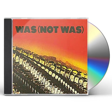 Was Not Was OUT COME THE FREAKS CD