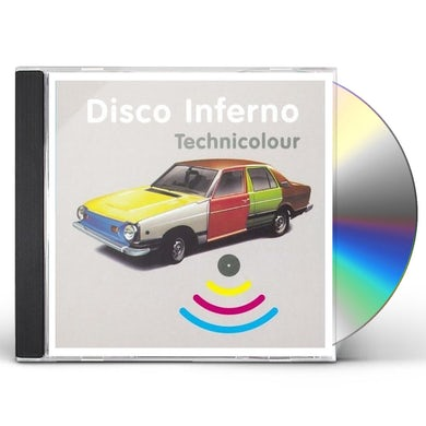 Disco Inferno TECHNICOLOUR CD