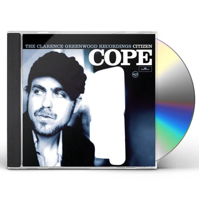 Citizen Cope CLARENCE GREENWOOD RECORDINGS CD