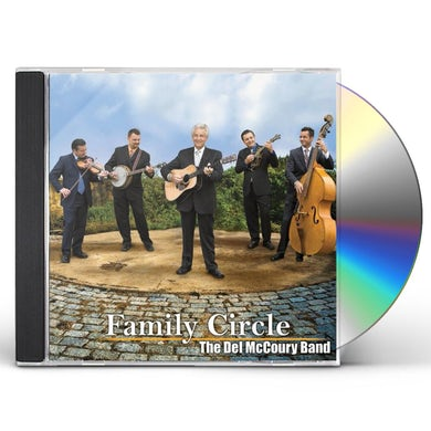 Del Mccoury FAMILY CIRCLE CD