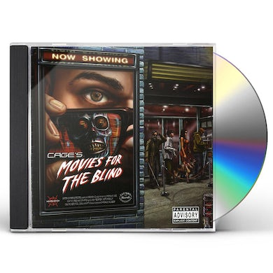 Cage MOVIES FOR THE BLIND CD