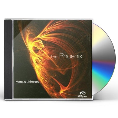 Marcus Johnson PHOENIX CD