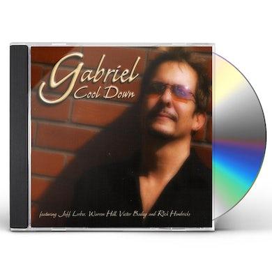 Gabriel Mark Hasselbach COOL DOWN CD