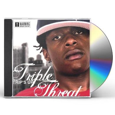 Triple Threat TRIP'S UP CD