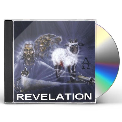 Revelation OPENING THE SEALED SCROLL CD