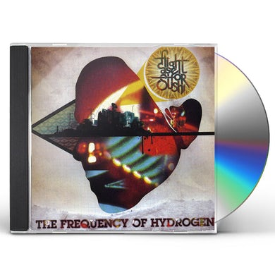 Flight Case For Sushi FREQUENCY OF HYDROGEN CD