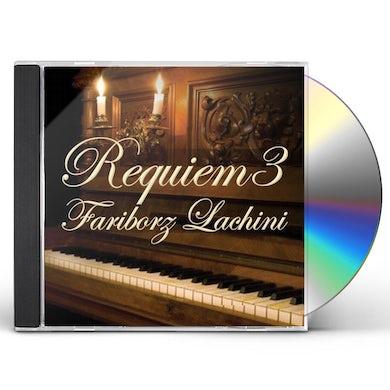 Fariborz Lachini REQUIEM 3 CD