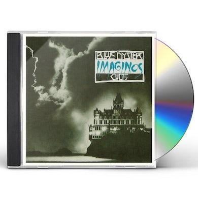 Blue Oyster Cult IMAGINOS CD