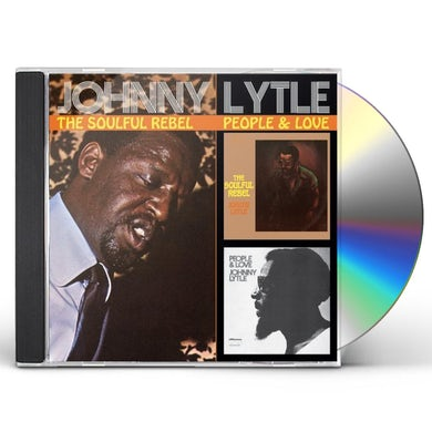 Johnny Lytle SOULFUL REBEL / PEOPLE & LOVE CD