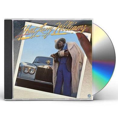 THAT LARRY WILLIAMS CD