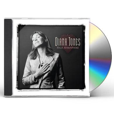 Diana Jones HIGH ATMOSPHERE CD
