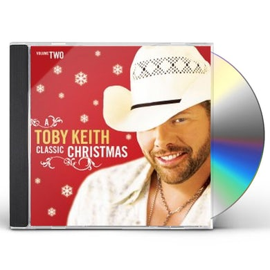 Toby Keith CLASSIC CHRISTMAS 2 CD