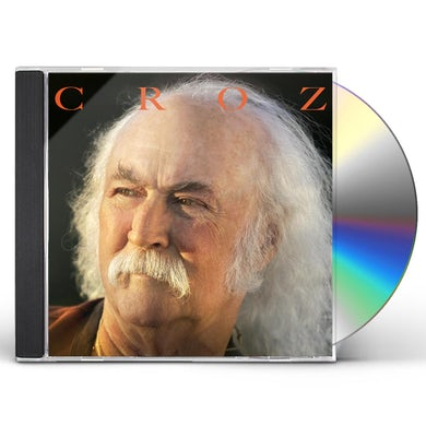David Crosby CROZ CD