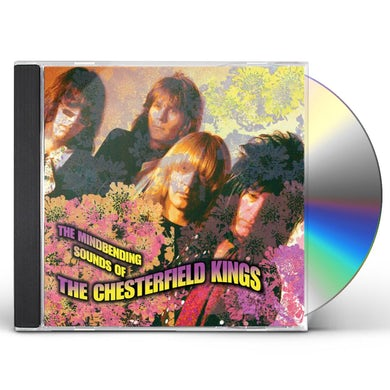 MINDBENDING SOUNDS OF THE CHESTERFIELD KINGS CD