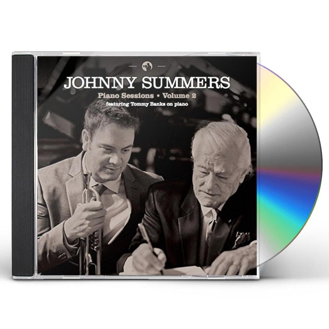Johnny Summers PIANO SESSIONS 2 CD