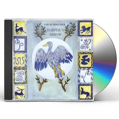 Sarah Dougher HARPER'S ARROW CD