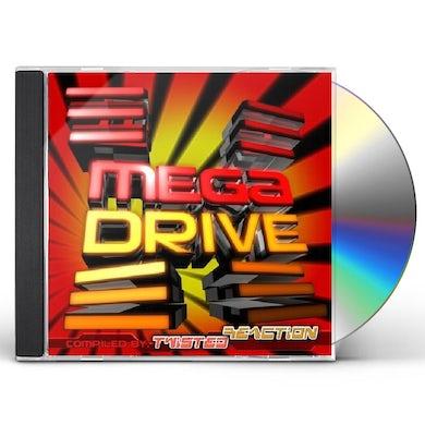 MEGA DRIVE CD