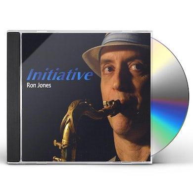 Ron Jones INITIATIVE CD