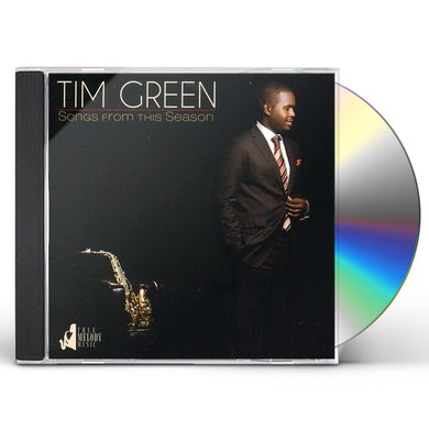Tim Green SONGS FROM THIS SEASON CD