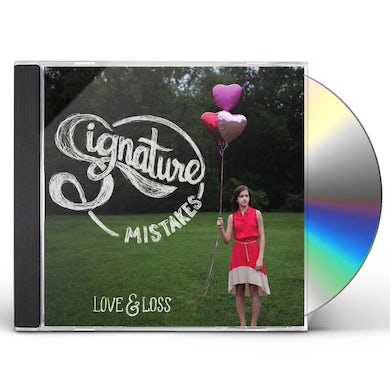 Signature Mistakes LOVE & LOSS CD