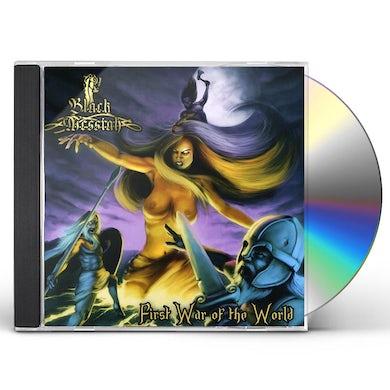 Black Messiah FIRST WAR OF THE WORLD CD