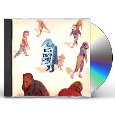 Bell X1 CHOP CHOP CD