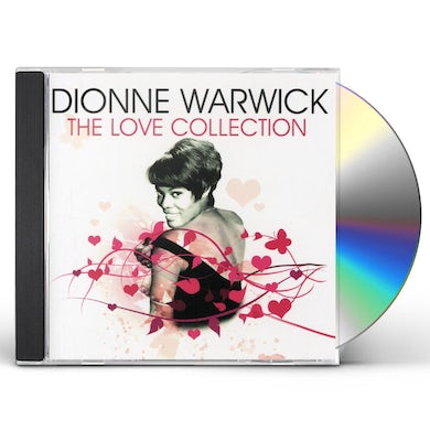 Dionne Warwick LOVE COLLECTION CD
