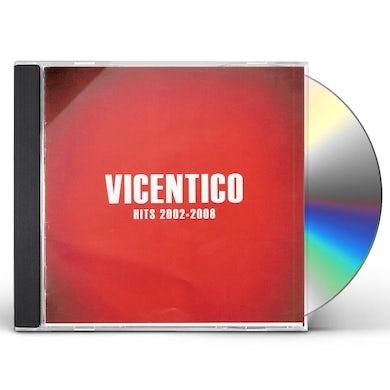 Vicentico HITS 2002-2008 CD