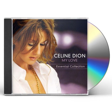 Celine Dion MY LOVE ESSENTIAL COLLECTION CD