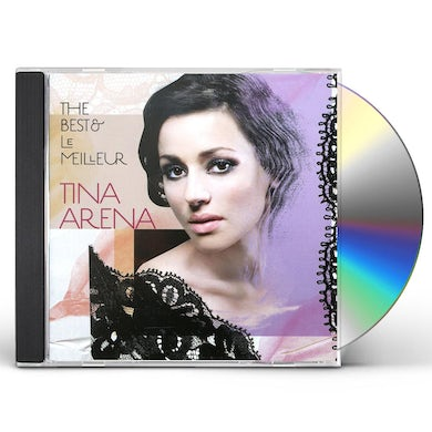 Tina Arena BEST OF CD