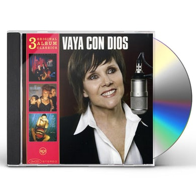 VAYA CON DIOS ORIGINAL ALBUM CLASSICS CD