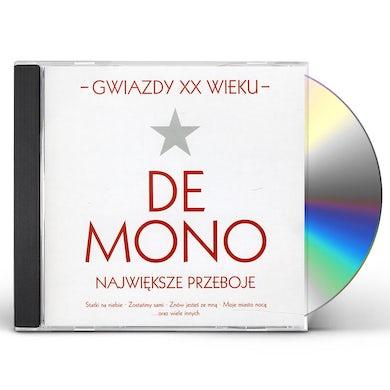 De mono GWIAZDY XX WIEKU CD