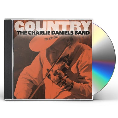 Charlie Daniels COUNTRY CD