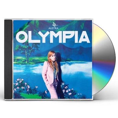 Austra OLYMPIA CD