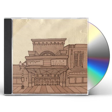 Straylight Run LIVE AT THE PATCHOGUE THEATRE CD