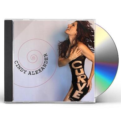 Cindy Alexander Curve CD