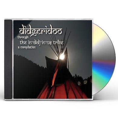 Var DIDGERIDOO THROUGH INDIDJINUS TRIBE: A COMPILATION CD