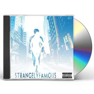 Reef STRANGELY FAMOUS CD