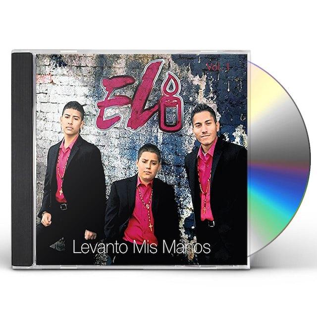 ElI LEVANTO MIS MANOS 1 CD
